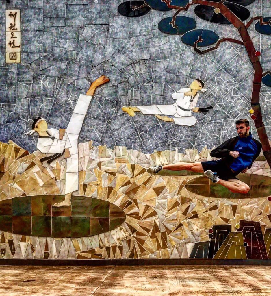 taekwondo wt, origini