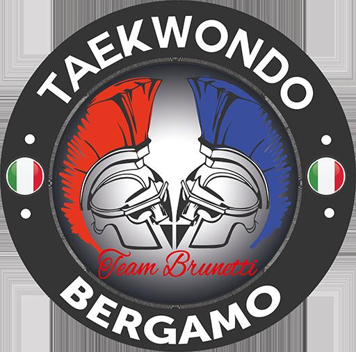 logo taekwondo bergamo